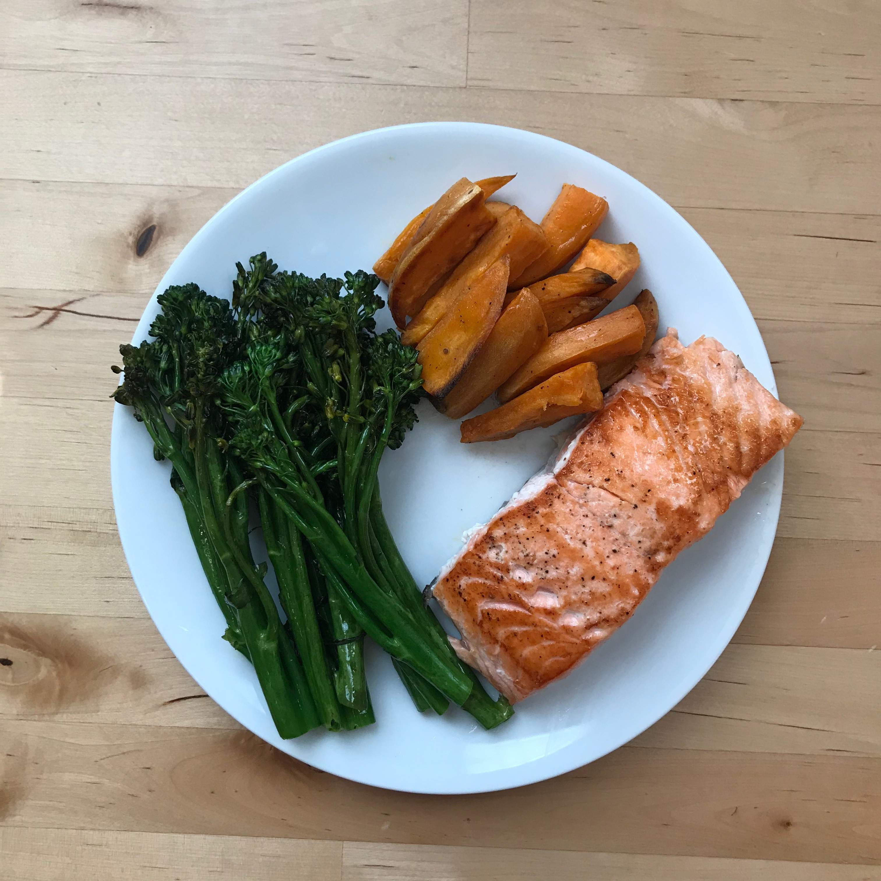 Power packed super simple salmon dish the endurance edge power packed super simple salmon dish forumfinder Choice Image