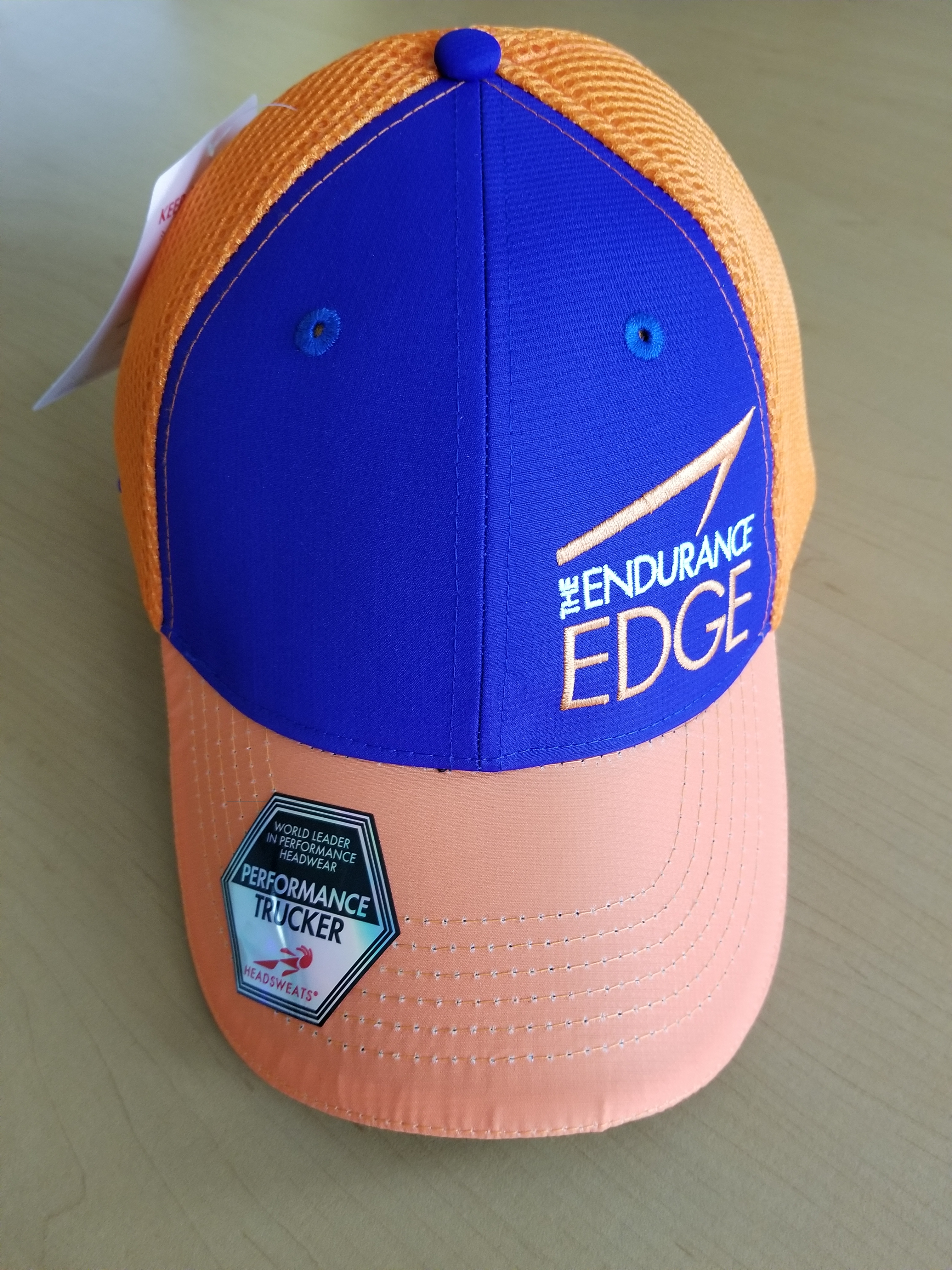 6d318644f7f2e The Endurance Edge Headsweats Trucker